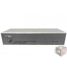 VGA Разветвитель (video splitter) 8-портовый