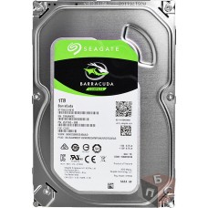 Жесткий диск SEAGATE Barracuda 1Тб, SATA III, 3.5""