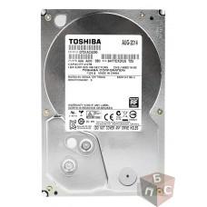 "Жесткий диск Toshiba 2 ТБ 3.5"" SATA III DT01ACA200"