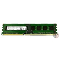 Оперативная память  Micron 1x 8GB DDR3L DIMM 1600MHz MT16KTF1G64AZ-1G6