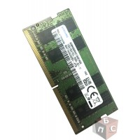 Оперативная память Samsung 16 ГБ SODIMM DDR4 [M471A2K43DB1-CTD]