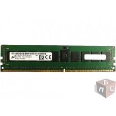 Серверная оперативная память Micron 8GB DDR4 2133 MHz MYTA18ASF1G72PDZ-2G1A1HI