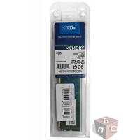 Оперативная память Crucial 4GB DDR3L-1600 UDIMM