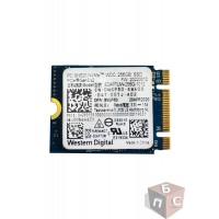 SSD Western Digital 256 ГБ NVMe