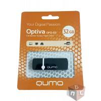 Флэш-накопитель 32GB QUMO(black)