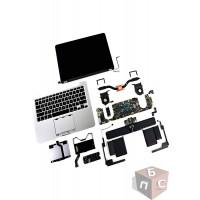 Замена комплектующих для ноутбука Dell